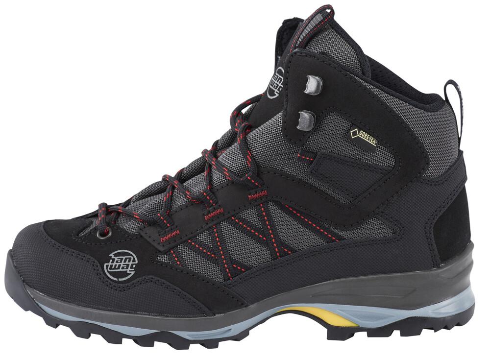 Chaussures Noir Hanwag Belorado 0f1UI4Z1